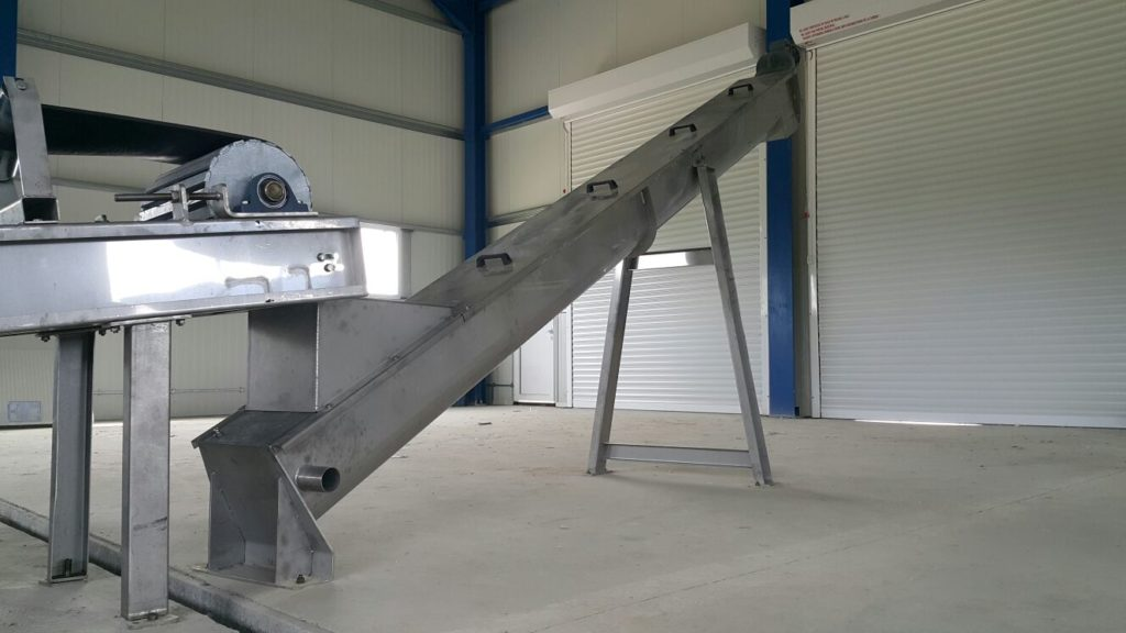 SPIRAL CONVEYOR/ SCREW CONVEYOR
