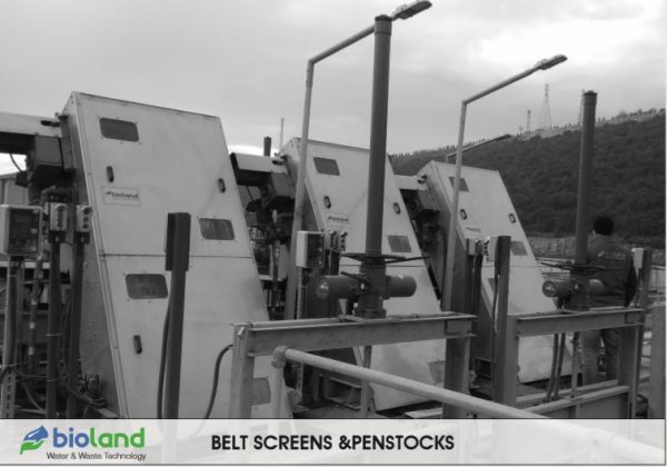 BELT SCREENS&PENSTOCKS